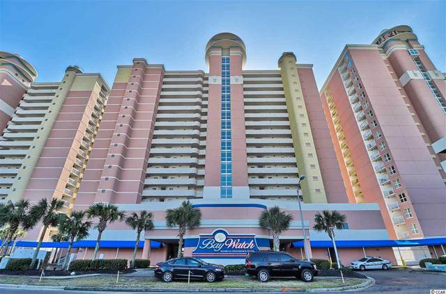 2701 S Ocean Blvd. #509, North Myrtle Beach, SC 29582 (MLS #2003455) :: The Greg Sisson Team with RE/MAX First Choice