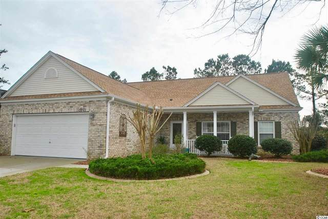 5921 Mossy Oaks Dr., North Myrtle Beach, SC 29582 (MLS #2003482) :: Welcome Home Realty