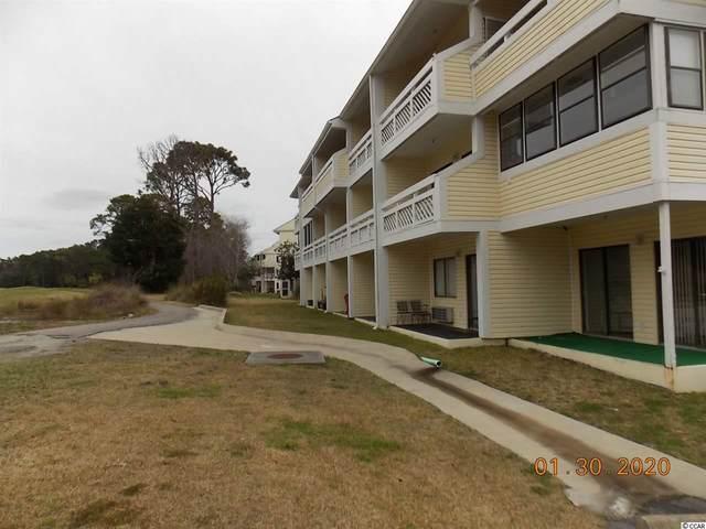 1100 Possum Trot Rd. F112, North Myrtle Beach, SC 29582 (MLS #2003504) :: Berkshire Hathaway HomeServices Myrtle Beach Real Estate