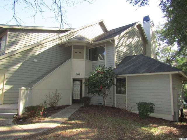 309 Westbury Ct. 24-I, Myrtle Beach, SC 29572 (MLS #2003533) :: The Litchfield Company