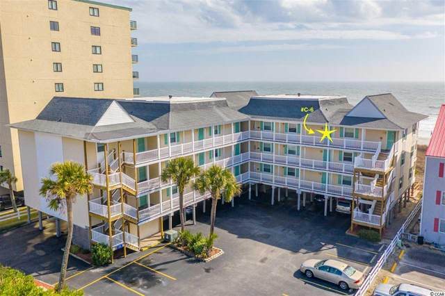 4509 S Ocean Blvd. C-6, North Myrtle Beach, SC 29582 (MLS #2003551) :: The Lachicotte Company