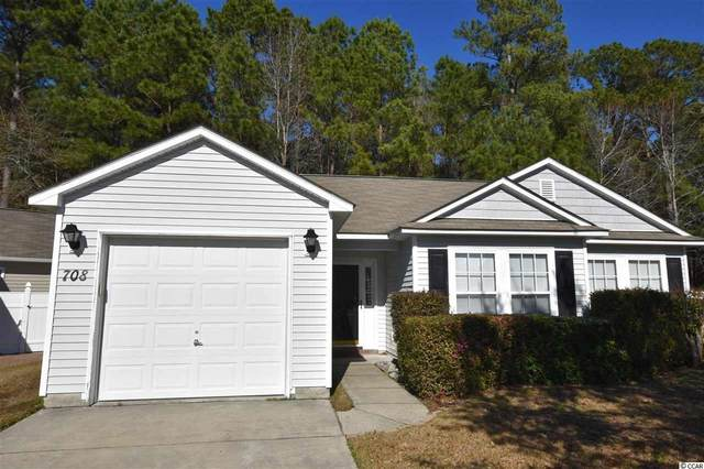 708 Coffee Tree Ct., Myrtle Beach, SC 29579 (MLS #2003587) :: Jerry Pinkas Real Estate Experts, Inc