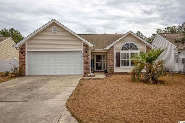 2420 Whetstone Ln., Myrtle Beach, SC 29579 (MLS #2003589) :: Welcome Home Realty