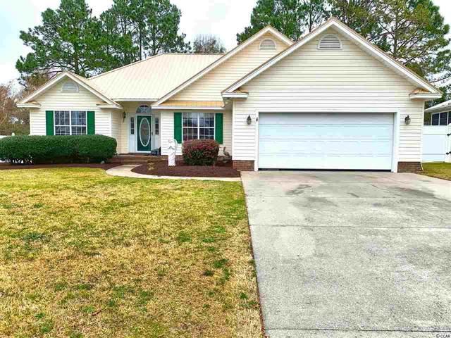 812 Finger Lake Dr., Myrtle Beach, SC 29588 (MLS #2003601) :: Right Find Homes