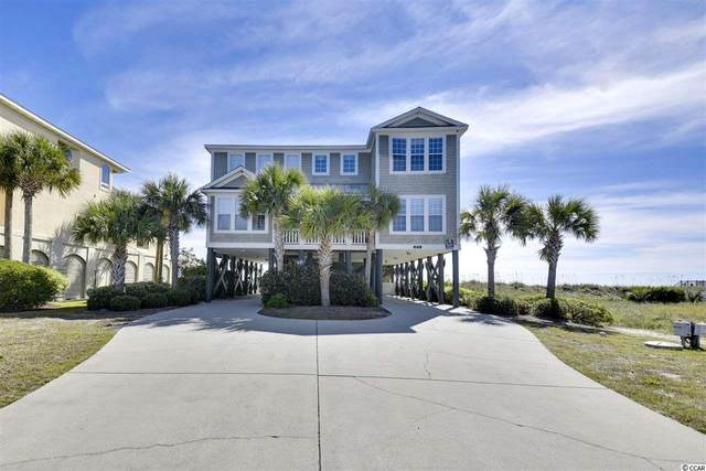 4711 S Ocean Blvd., Myrtle Beach, SC 29575 (MLS #2003608) :: Hawkeye Realty
