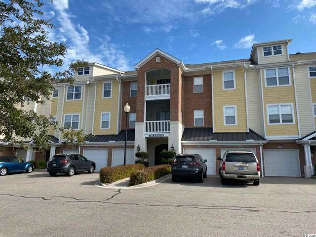 6203 Catalina Dr. #813, North Myrtle Beach, SC 29582 (MLS #2003642) :: Welcome Home Realty