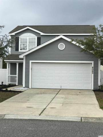 4065 Blackwolf Dr., Myrtle Beach, SC 29579 (MLS #2003644) :: Welcome Home Realty
