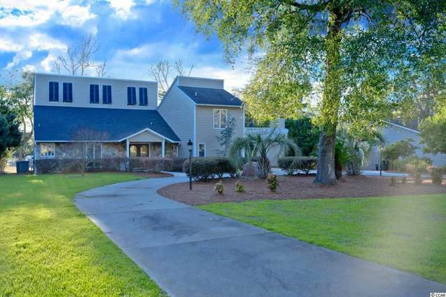 603 N 11th Ave. N, North Myrtle Beach, SC 29582 (MLS #2003651) :: SC Beach Real Estate