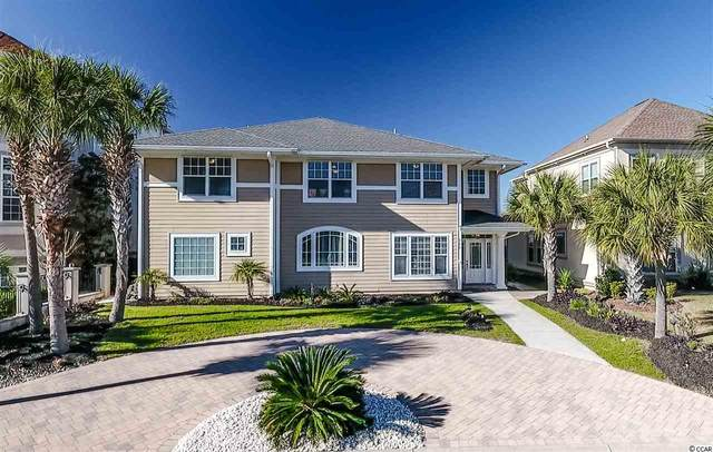 146 Ave. Of The Palms, Myrtle Beach, SC 29579 (MLS #2003657) :: SC Beach Real Estate