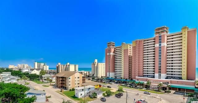 2711 S Ocean Blvd. #1014, North Myrtle Beach, SC 29582 (MLS #2003671) :: The Litchfield Company