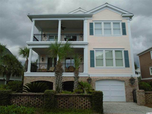 549 S Dunes Dr., Pawleys Island, SC 29585 (MLS #2003673) :: The Trembley Group | Keller Williams