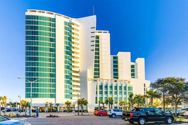201 S Ocean Blvd. #1104, Myrtle Beach, SC 29577 (MLS #2003690) :: Jerry Pinkas Real Estate Experts, Inc