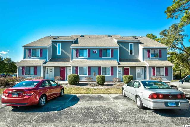 1850 Colony Dr. 1-C, Surfside Beach, SC 29575 (MLS #2003710) :: Welcome Home Realty