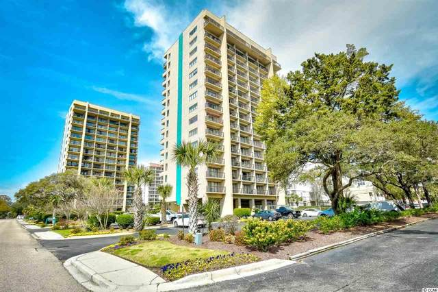 210 75th Ave N #4120, Myrtle Beach, SC 29572 (MLS #2003716) :: The Greg Sisson Team with RE/MAX First Choice