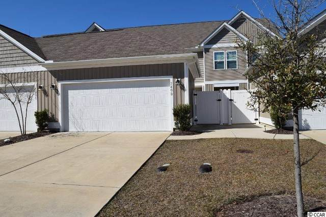 740-D Pickering Dr. D, Murrells Inlet, SC 29576 (MLS #2003741) :: The Lachicotte Company
