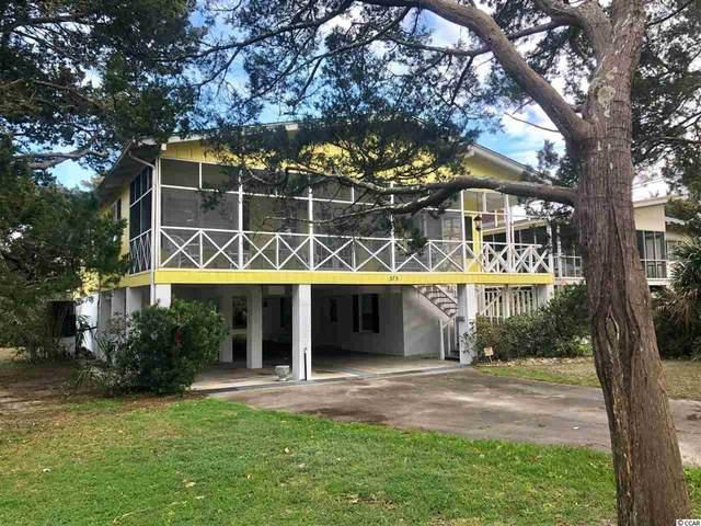 373 Sundial Dr., Pawleys Island, SC 29585 (MLS #2003743) :: Grand Strand Homes & Land Realty