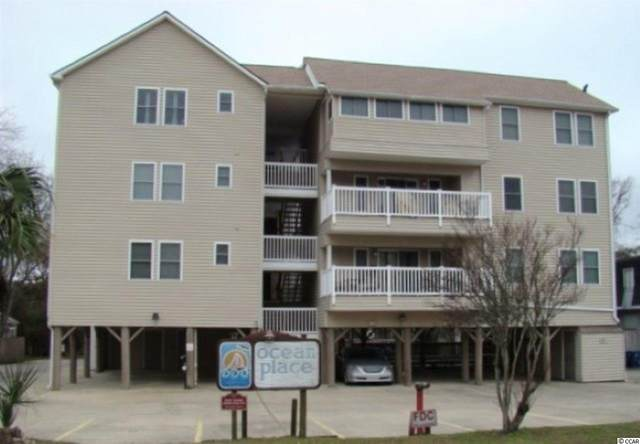 407 28th Ave. S A-2, North Myrtle Beach, SC 29582 (MLS #2003749) :: The Lachicotte Company