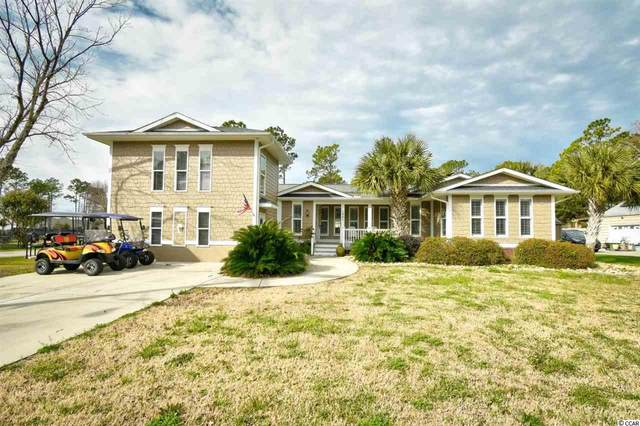 1001 Thomas Ave., North Myrtle Beach, SC 29582 (MLS #2003750) :: The Lachicotte Company