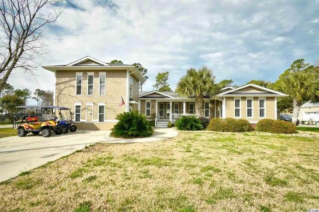 1001 Thomas Ave., North Myrtle Beach, SC 29582 (MLS #2003750) :: Berkshire Hathaway HomeServices Myrtle Beach Real Estate