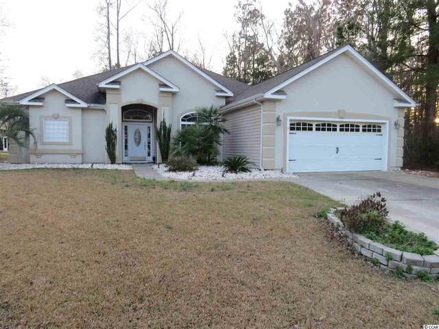 809 Abalone Ct., Myrtle Beach, SC 29579 (MLS #2003761) :: Grand Strand Homes & Land Realty