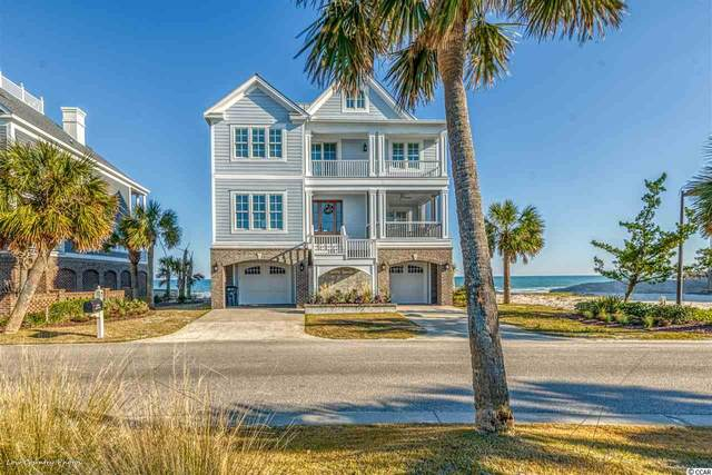 1201 Norris Dr., Pawleys Island, SC 29585 (MLS #2003763) :: James W. Smith Real Estate Co.