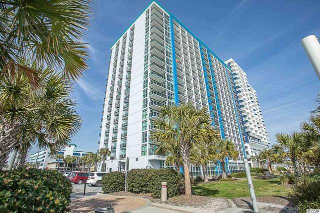 504 Ocean Blvd. N #1611, Myrtle Beach, SC 29577 (MLS #2003780) :: Leonard, Call at Kingston
