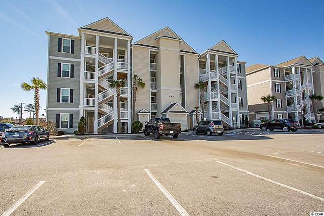 301 Shelby Lawson Dr. #403, Myrtle Beach, SC 29588 (MLS #2003787) :: The Greg Sisson Team with RE/MAX First Choice