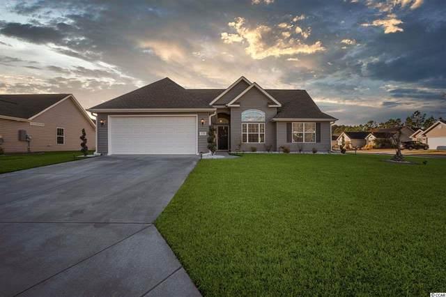 136 Woodland Park Loop, Murrells Inlet, SC 29576 (MLS #2003796) :: Welcome Home Realty