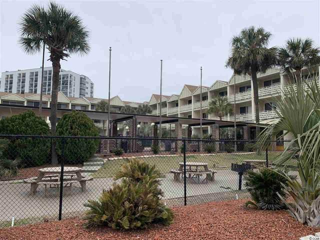 6803 N Ocean Blvd. #217, Myrtle Beach, SC 29572 (MLS #2003812) :: The Hoffman Group