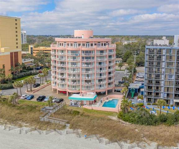 202 70th Ave. N #302, Myrtle Beach, SC 29572 (MLS #2003815) :: Welcome Home Realty