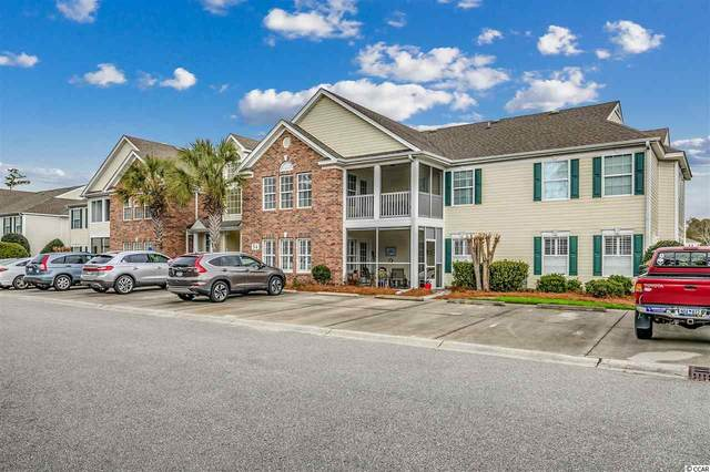 34 Woodhaven Dr. G, Murrells Inlet, SC 29576 (MLS #2003821) :: The Greg Sisson Team with RE/MAX First Choice