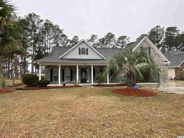 7005 Woodsong Dr., Myrtle Beach, SC 29579 (MLS #2003840) :: The Litchfield Company