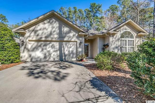1313 Clipper Rd., North Myrtle Beach, SC 29582 (MLS #2003847) :: SC Beach Real Estate