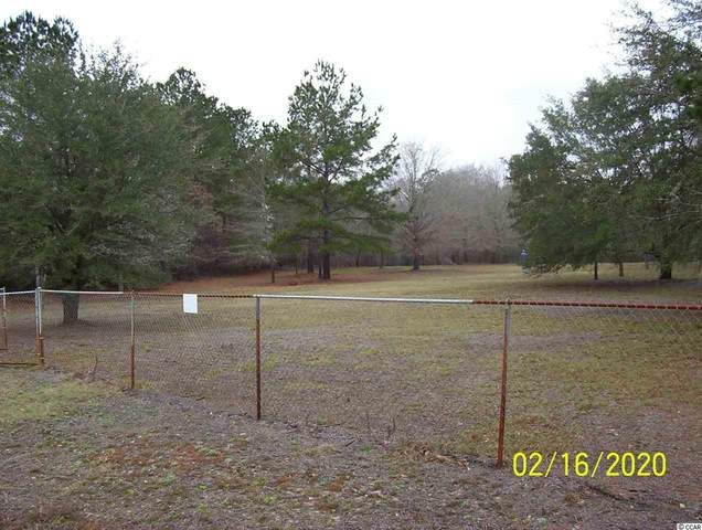 LOT 62 Rowe Pond Rd., Conway, SC 29526 (MLS #2003848) :: Hawkeye Realty