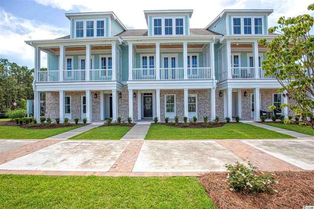 8058-C Living Beach St. Th 2 - C, Myrtle Beach, SC 29572 (MLS #2003866) :: Duncan Group Properties
