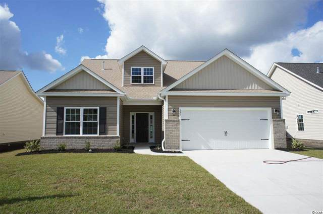 379 Rycola Circle, Surfside Beach, SC 29575 (MLS #2003886) :: Welcome Home Realty