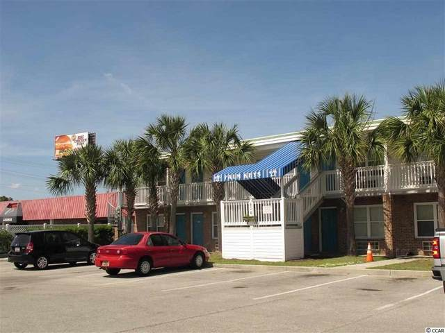 804 12th Ave. S #207, North Myrtle Beach, SC 29582 (MLS #2003889) :: Jerry Pinkas Real Estate Experts, Inc