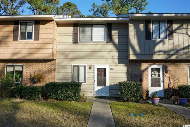 123 Beaver Pond Loop #37, Pawleys Island, SC 29585 (MLS #2003895) :: Welcome Home Realty