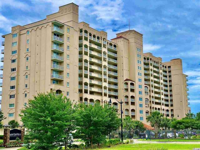 4801 Harbor Pointe Dr. #201, North Myrtle Beach, SC 29582 (MLS #2003900) :: Welcome Home Realty
