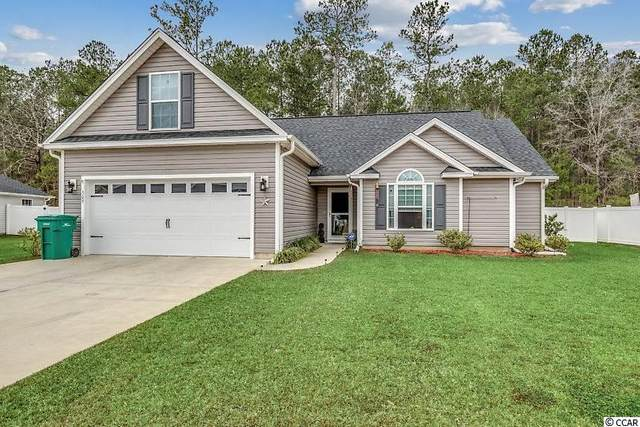 309 Macarthur Dr., Conway, SC 29527 (MLS #2003907) :: Jerry Pinkas Real Estate Experts, Inc