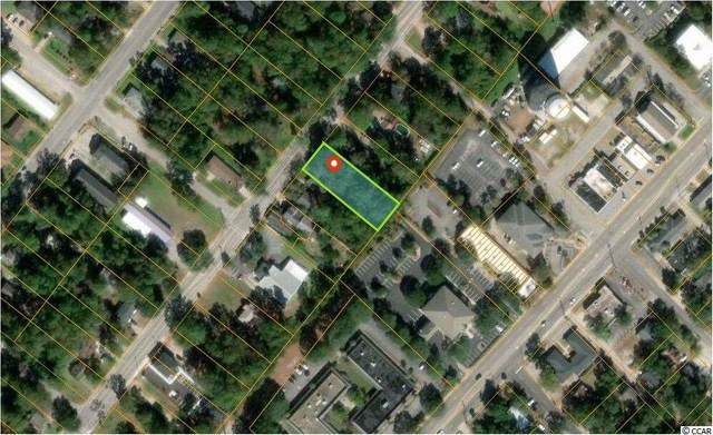 Lot 14 Carver St., Myrtle Beach, SC 29588 (MLS #2003908) :: The Litchfield Company