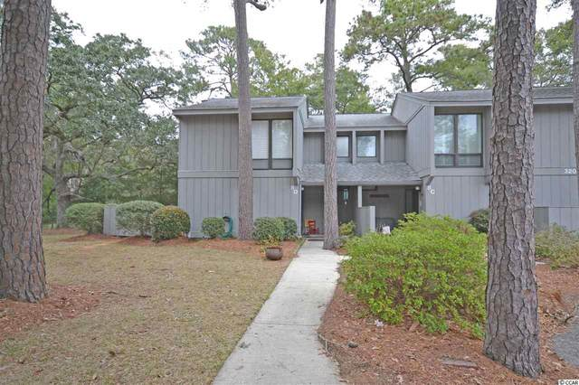 320 Salt Marsh Circle 8-D, Pawleys Island, SC 29585 (MLS #2003910) :: Jerry Pinkas Real Estate Experts, Inc