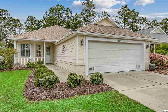889 La Quinta Loop, Murrells Inlet, SC 29576 (MLS #2003946) :: The Trembley Group | Keller Williams