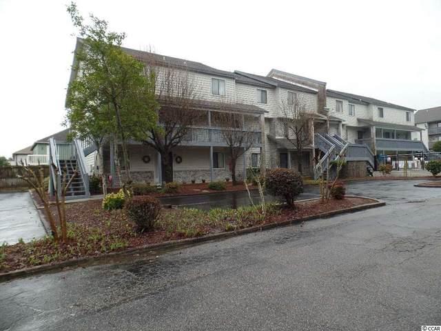 816 9th Ave. S 201-C, North Myrtle Beach, SC 29582 (MLS #2003960) :: Berkshire Hathaway HomeServices Myrtle Beach Real Estate