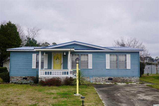 132 Queens Rd., Little River, SC 29566 (MLS #2003966) :: Grand Strand Homes & Land Realty