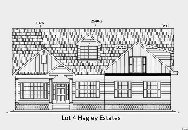 196 Hagley Dr., Pawleys Island, SC 29585 (MLS #2003977) :: SC Beach Real Estate