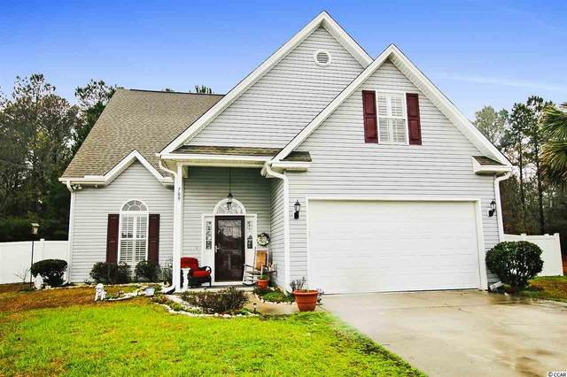 709 Cane Pole Ct., Myrtle Beach, SC 29588 (MLS #2004001) :: The Greg Sisson Team with RE/MAX First Choice