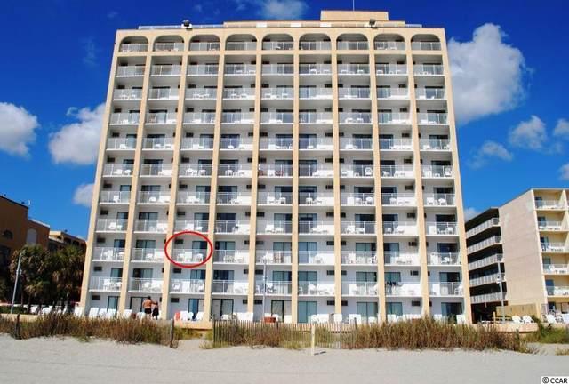 1207 S Ocean Blvd. #20303, Myrtle Beach, SC 29577 (MLS #2004018) :: Garden City Realty, Inc.