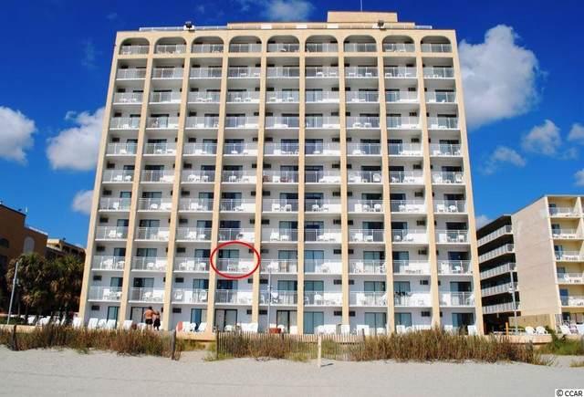 1207 S Ocean Blvd. #20304, Myrtle Beach, SC 29577 (MLS #2004019) :: Garden City Realty, Inc.