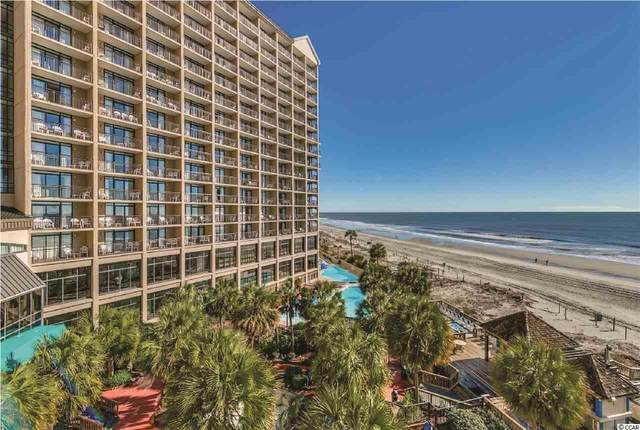 4800 South Ocean Blvd. #1410, North Myrtle Beach, SC 29582 (MLS #2004032) :: Jerry Pinkas Real Estate Experts, Inc
